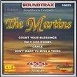 Chartbuster Karaoke: Southern Gospel the Martins