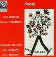 Songs By Gershwin & Porter