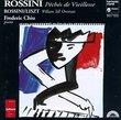 Peches De Vieillesse / William Tell Overture