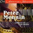 Mennin: Symphony No.3/Piano Concerto/Symphony No.7