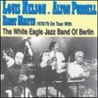 1978-1979 On Tour with the White Eagle Jazz Band of Berlin