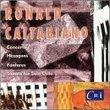Concertini Sonata Hexagons, Fanfares & Solo Cello