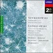 Symphonies 2 & 3 / Concerto for Orchestra