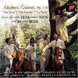 "Schubert: Quintet, Op. 114 ""The Trout"" / Sonata, D. 821 ""Arpeggione"""