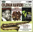 3 Classic Albums - Coleman Hawkins Bean Bags / Genius / Night Hawk