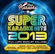 Super Karaoke Hits 2013