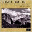 Bacon: Remembering Ansel Adams and other works