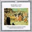 Pachelbel's Canon·Handel·Vivaldi·Gluck / AAM, Hogwood