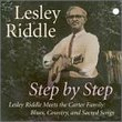 Step By Step -- Lesley Riddle Meets the Carter Family