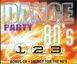 80's Dance Party 1-2-3-