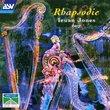 Rhapsodie - Works for Solo Harp by Marcel Grandjany / Germaine Tailleferre / Gabriel Fauré / Albert Roussel / Gabriel Pierné / Claude Debussy / Aram Khachaturian / Jean-Michel Damase / Carlos Salzedo - Ieuan Jones, Harp