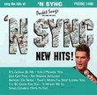 Sing The Hits Of 'N Sync New Hits (Karaoke)