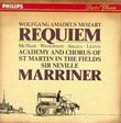 Mozart: Requiem / McNair, Watkinson, Araiza, Lloyd; Marriner