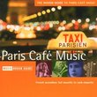 Rough Guide to Paris Cafe Music