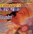 Master Pistas Vol. 23 - Cante al estilo de Alejandro