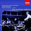 Brahms: Violin Concerto; Sonatensatz; Hungarian Dances