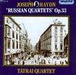 "Haydn: ""Russian Quartets,"" Op. 33"