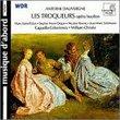 Dauvergne - Les Troqueurs & Concert de Simphonies a IV parties, Op. 3 No. 2 / Saint-Palais, Marin-Degor, Rivenq, Salzmann, Cappella Coloniensis, Christie