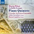 Pliati; Longo: Piano Quintet in D major; Piano Quuintet