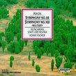 "Symphony 88 in G Major / Symphony 100 ""Military"""