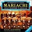Mariachi Monumental Silvestre Vargas Vol. Ii, El Mejor Mariachi Del Mundo, La Negra - El Carretero - Las Olas