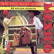 All The Best From Mexico: 40 Mexican Favorites [2-CD SET]