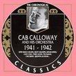 Cab Calloway 1941-1942