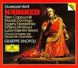 Verdi - Nabucco / Cappuccilli, Domingo, Dimitrova, Nesterenko, Valentini-Terrani, Deutschen Oper Berlin, Sinopoli