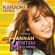 Disney's Karaoke Series: Hannah Montana Movie