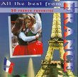 All The Best From France: 40 French Favorites [2-CD SET]