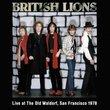Live at the Old Waldorf San Francisco 1978