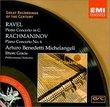Ravel: Piano Concerto in G; Rachmaninov: Piano Concerto No. 4