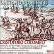 Donizetti: Cristoforo Columbo