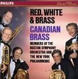 Red, White & Brass - Canadian Brass