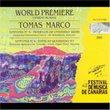 Tomas Marco: Sinfonia No. 5; Sinfonia No. 4