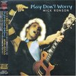 Play Don't Worry (Mlps)