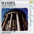 Handel: Concerti Grossi, Op.6, Vol. 2, Nos. 5-8 / Malcolm