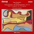 Vagn Holmboe: String Quartets, Vol. 6
