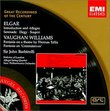 Introduction and Allegro / Serenade / Elegy/ Sospiri / Fantasia on a theme by Thomas Tallis / Fantasia on Greensleeves