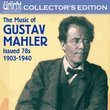 Music of Gustav Mahler: Issued 78s 1903-1940