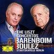 Liszt Concertos