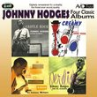 4 Classic LPs- Castle Rock/In A Mellow Tone/Perdido/Creamy