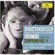 Shostakovich: 'Orango' Prologue; Symphony No. 4