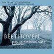 Beethoven: Cantata, Symphony No.2