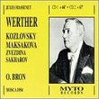 Werther (Complete) (Comp)