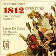 Tchaikovsky: The Tempest/Hamlet/1812 Overture