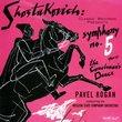 Symphony No 5 / Coachman's Dance (Wdva)