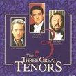 The Three Great Tenors