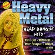 Heavy Metal: Head Bangin Hits