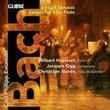 CPE Bach: 5 Flute Sonatas; Sonata for Solo Flute /Hazelzet · Ogg · Norde